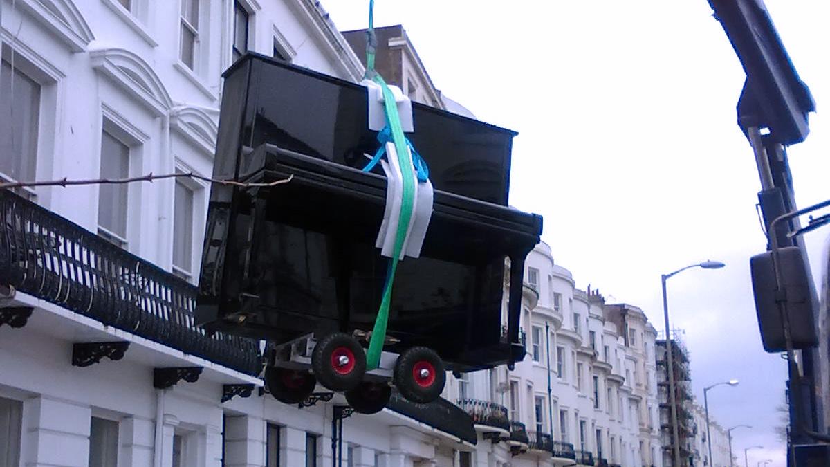 Подъем грузов на высоту