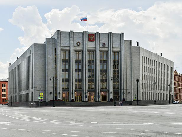 Государственный контракт в СПб